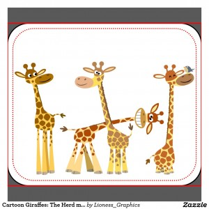 cartoon_giraffes_the_herd_mousepad-r6ff11ed20d144d99a9e837e792b8bc9b_x7ef8_1024